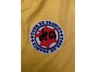 Sport en Scouting Origineel le coq sportif gele trui jaren 70! 75 euro!!