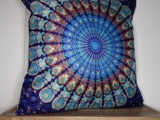 Kussenhoes Fay Mandala   Hippie   Ibiza   45 x 45 cm