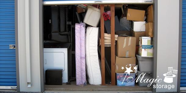 Magic Storage, de opslag voor al uw overige spullen!