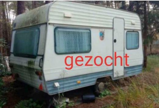 Gezocht Caravans van 3.50 mtr. t/m 5.00 mtr.