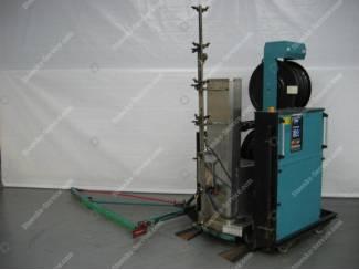 Spuitrobot Meto + Transportwagen Berg Hortimotive