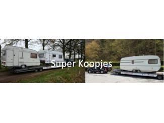 Caravans Diverse Goedkope caravans Super Koopje