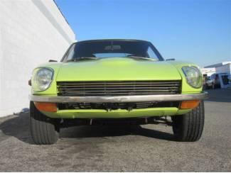 Overige Auto's Datsun 240Z 1972 2.4L 6 cil.