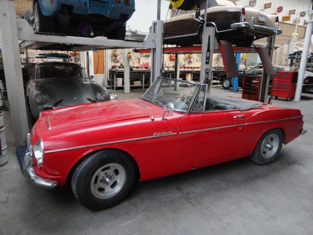 Datsun 1500 Fairlady 1965 cabrio