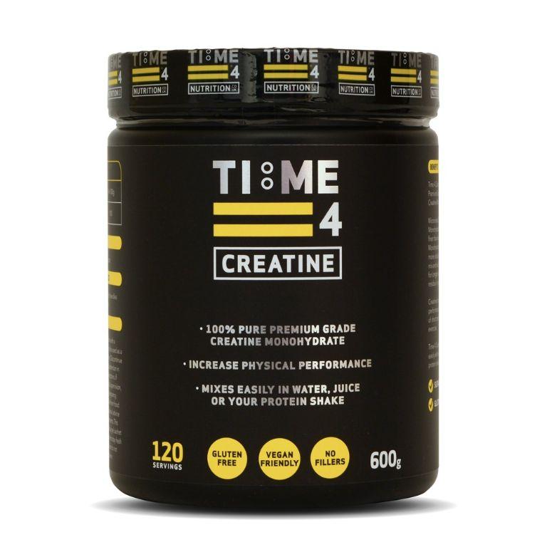 TIME 4 CREATINE 600 GRAM