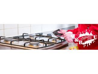 Blinkend schoon, is voor M&B Cleaningservice heel gewoon!