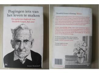 186 - Pogingen iets van je leven te maken - dagboek Hendrik