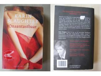 138 - Onaantastbaar - Karin Slaughter