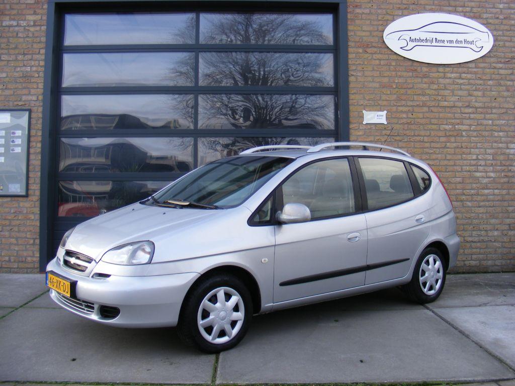 Chevrolet Tacuma 1.6-16V Spirit
