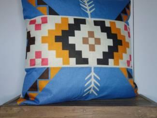 Kussenhoes Lima Arrow   Aztec   Etnisch   Boho   45 x 45 cm
