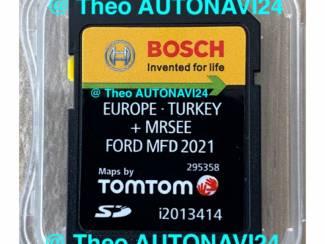 Ford Sync1 sd kaart MFD update Europa 2021-2022