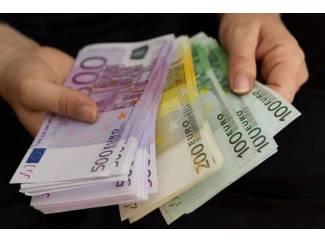 Geld lenen,evt. met BKR
