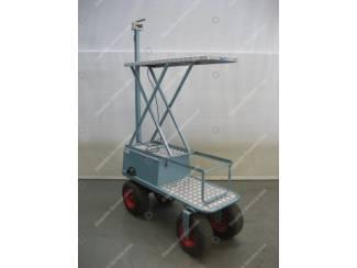 Luchtbanden wagen BR04 Berg Hortimotive