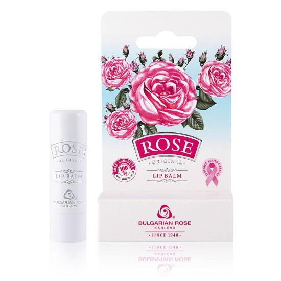 Lip balm stick Rose Original   ABOUT the ROSE