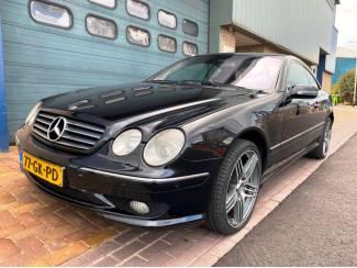 Mercedes-Benz CL-klasse 500 AMG Automaat, ALS NIEUW, ALLE OPTIES