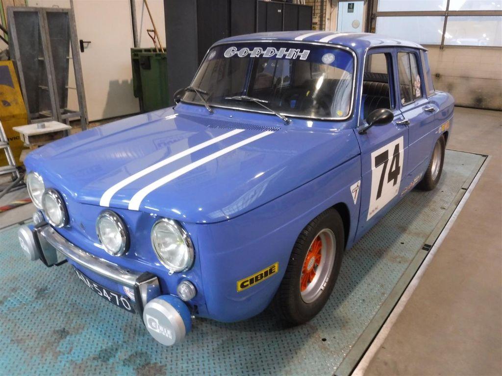 Renault Gordini Rally (replica) 1969