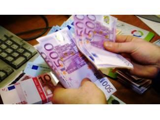 Aanbieden van leningen tussen particulieren van ? 2.000 tot ? 800