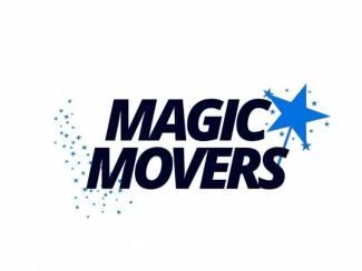 Verhuizen? Denk dan aan ons! Magic Movers