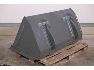 Bouwmachines Weidemann Dichte bak 130cm BAK152285 aanbouwdelen