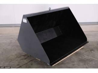 Weidemann Volumebak 140cm  BAK152305 aanbouwdelen