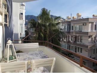 Turkije-Alanya appartement nabij Cleopatra strand, via eigenaar