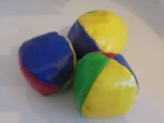 JONGLEER Ballen 3 stuks
