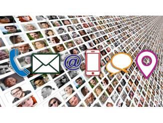 BRP / GBA / Inschrijfadres / Postadres / Briefadres / K.v.K-regis