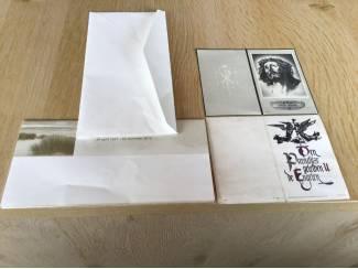 7 Overlijdenskaarten.,geb.1874 ,1893, 1937,2X1940,1946 & 1958
