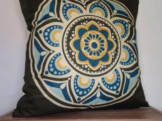 Kussenhoes Mandala Ibiza - 45 x 45 cm