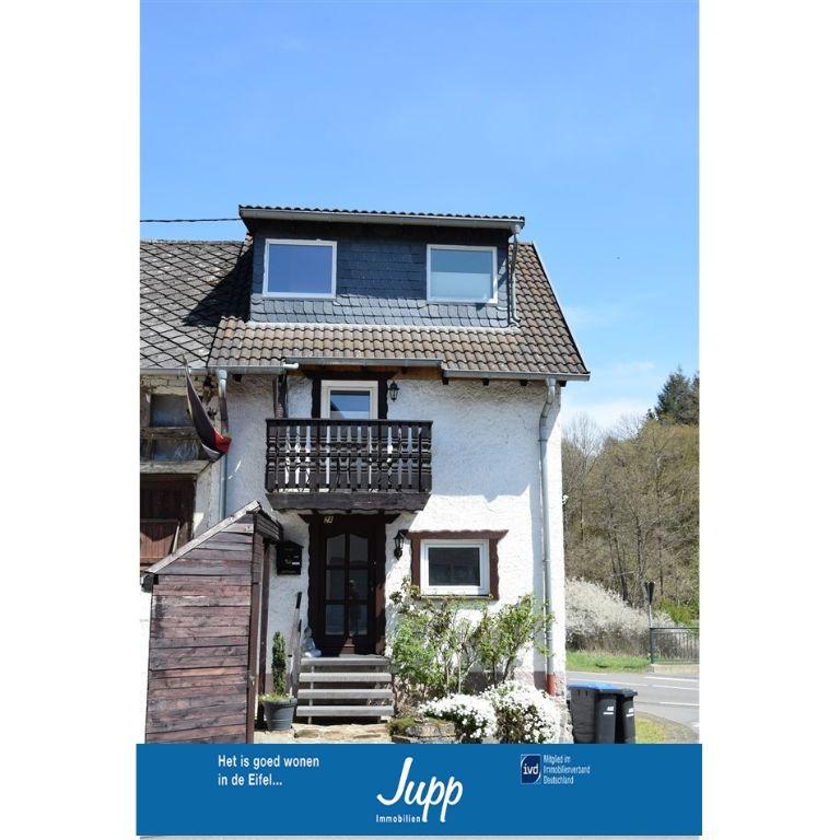 Schattig gezellig klein woonhuis tussen Daun en Manderscheid