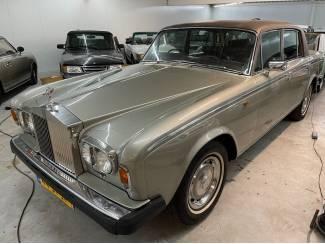 Uniek mooie Silver Shadow uit 1980 te koop