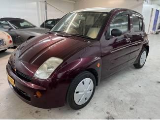 Hele byzondere Toyota Will Vi JDM te koop