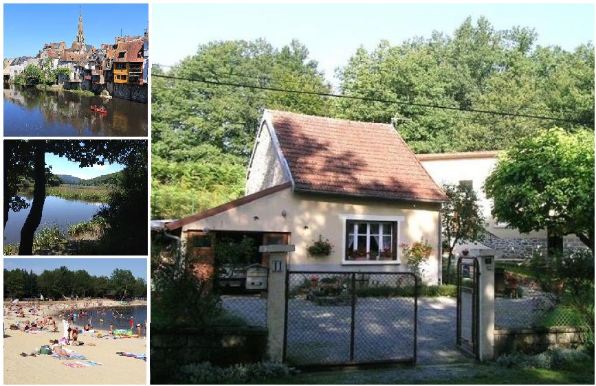 Vakantiehuisje in Frankrijk