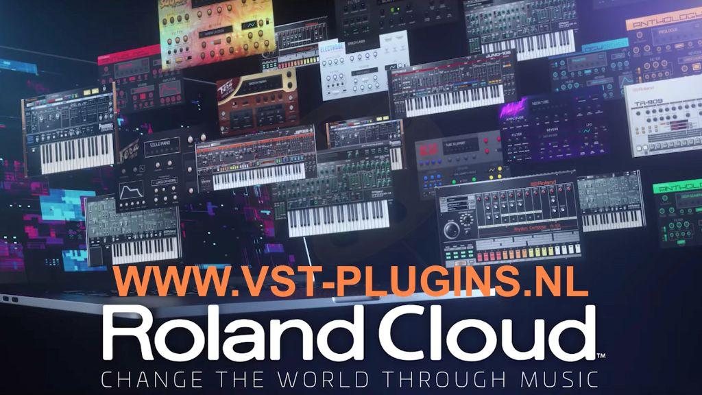 Roland Cloud CONCERTO Instrumenten Verzamel Plugin - 2021