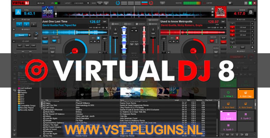 Atomix VIRTUAL DJ 8 Pro DJ Controller Software - 2021