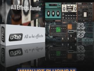 U-Hé All Effects Bundle FX Plugins VST 2021