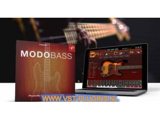 IK Multimedia MODO BASS Elektrische Bass Plugin - 2021