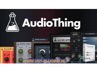 AudioThing Effect Bundel Plugins Complete VST - 2021