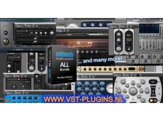 Plugin Alliance Mega Effect Bundel Plugins VST Complete - 2021