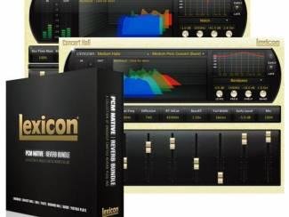 Lexicon PCM Total Bundle Effects Instruments Plugins VST - 2021
